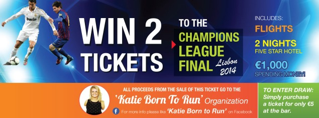 Katie's League of Champions' Launched