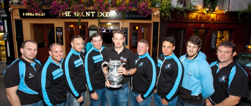 The Front Door is the official pub sponsor of Galwegians Rugby.