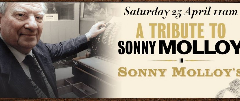 A Tribute to Sonny Molloy