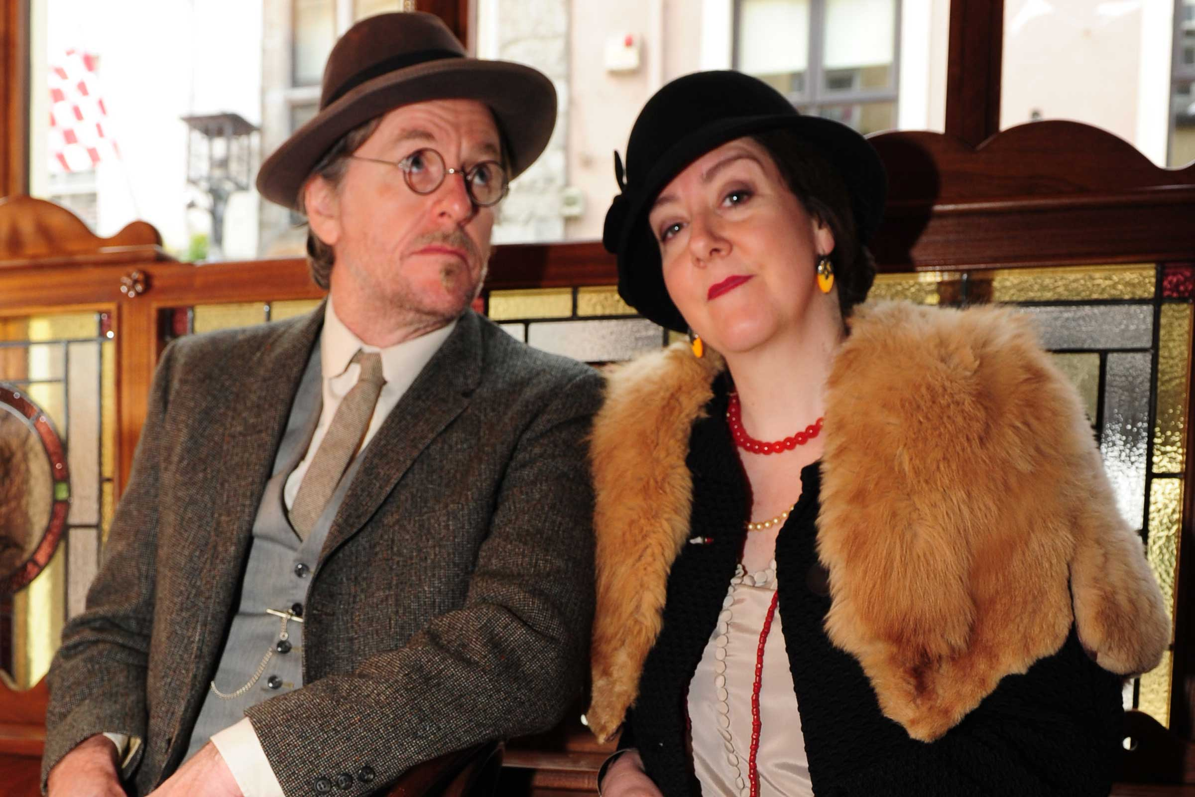Cúirt Presents Live Performance of \'Joyce\'s Love Letters to Nora\' in ...
