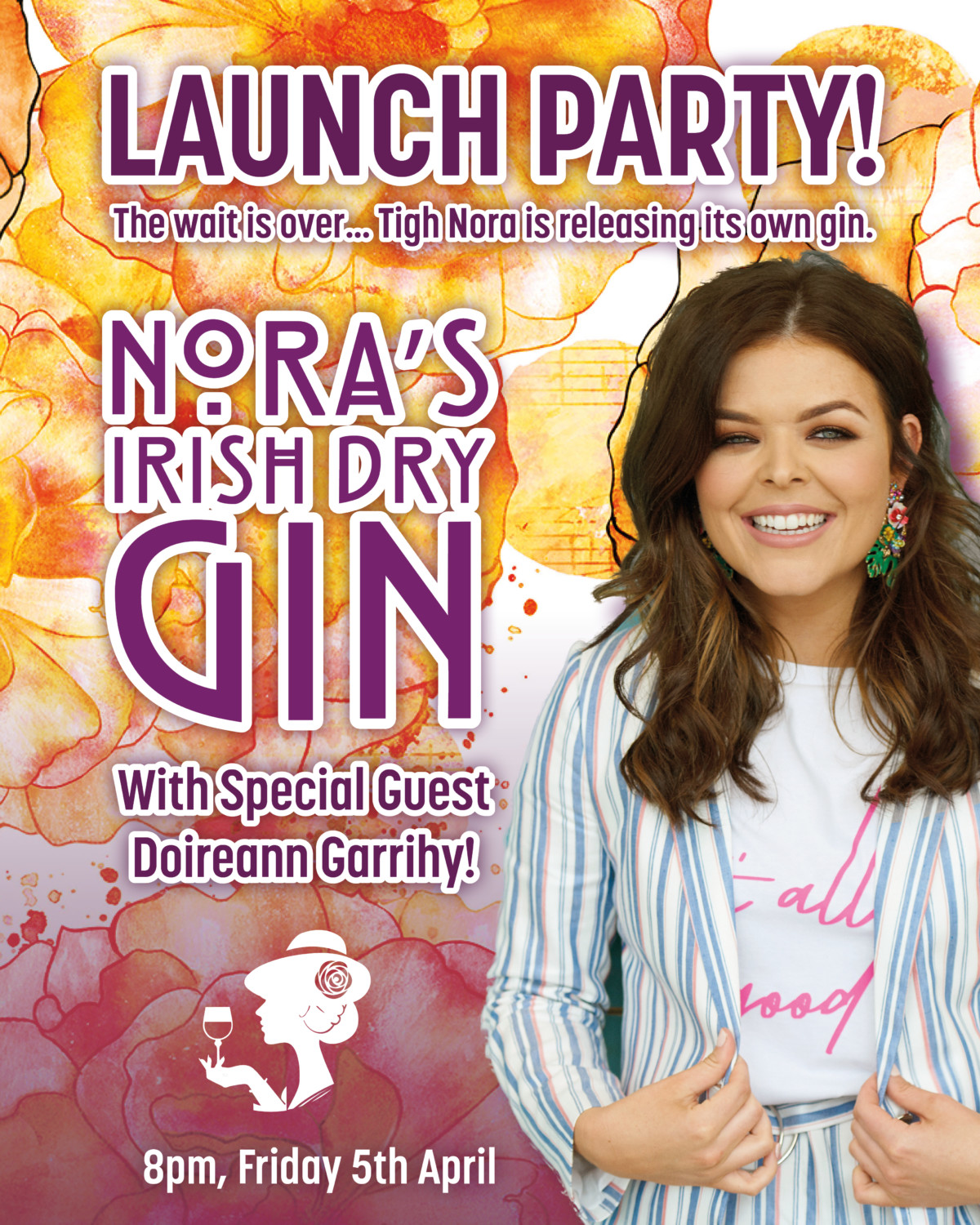 Nora's Gin Launch