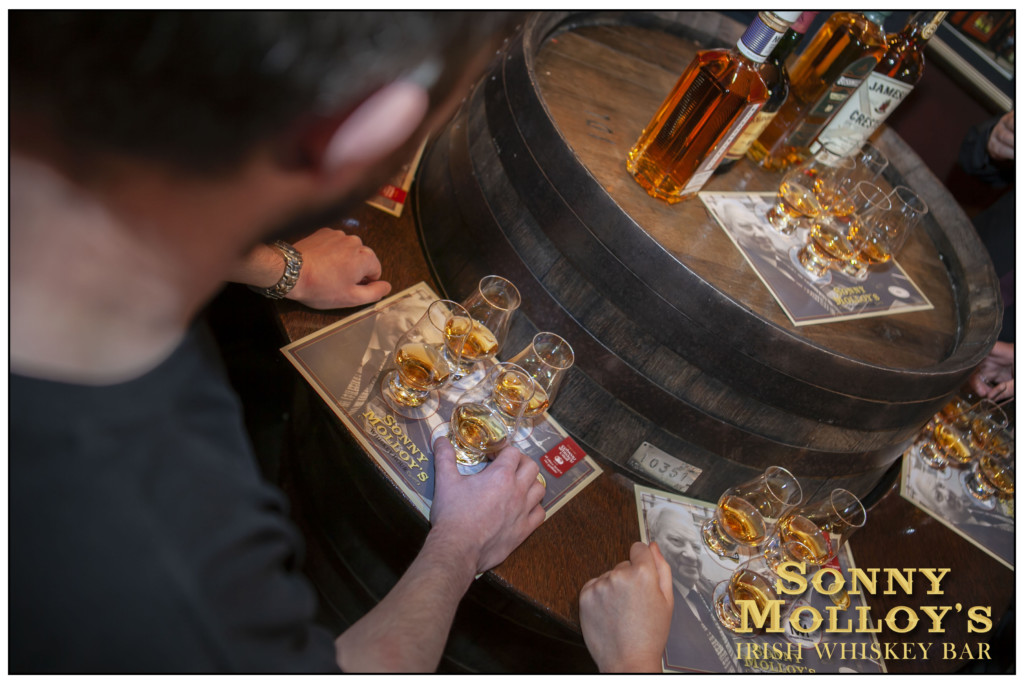 Sonny Molloys Whiskey Masterclass