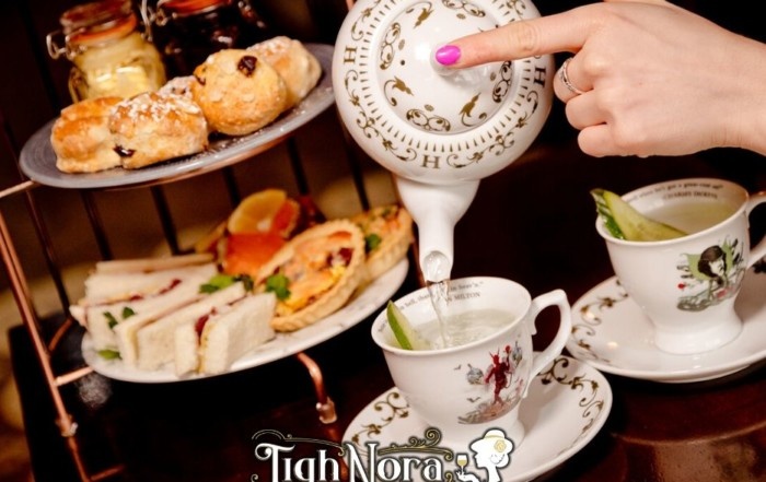 Tigh Nora Mothers Day High Tea