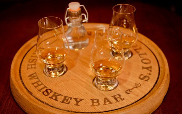 Sonny Molloys Whiskey Platters