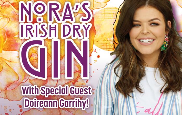 Nora's Gin Launch